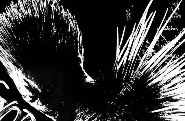 画像: Adam Wingard Shares Official Poster for Netflix's 'Death Note' - Bloody Disgusting!