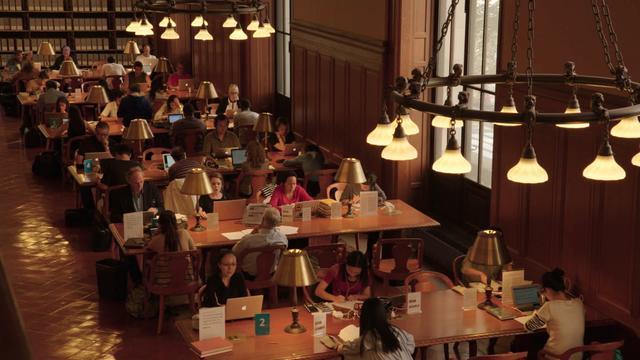 画像: エクス・リブリス − ニューヨーク公共図書館 EX LIBRIS − The New York Public Library 監督:フレデリック・ワイズマン Frederick Wiseman アメリカ/2016/205 分