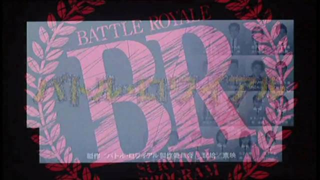 画像: Battle Royale (2000) - Kinji Fukasaku - Trailer - [HD] youtu.be