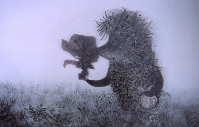 画像: 『霧の中のハリネズミ』より © 2016 E.S.U.E C&P SMF