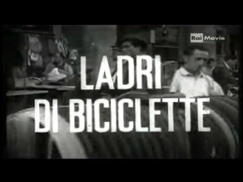画像: 「自転車泥棒」Ladri di Biciclette (1948伊) youtu.be