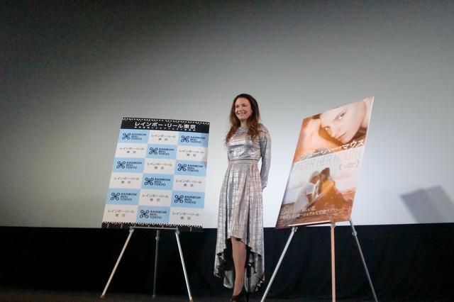 画像1: 女性スタッフだけで撮影した官能ラブストーリー『アンダー・ハー・マウス』監督-東京国際LGBT映画祭に登壇!「性別や年齢、宗教に関係なく、愛は愛。」