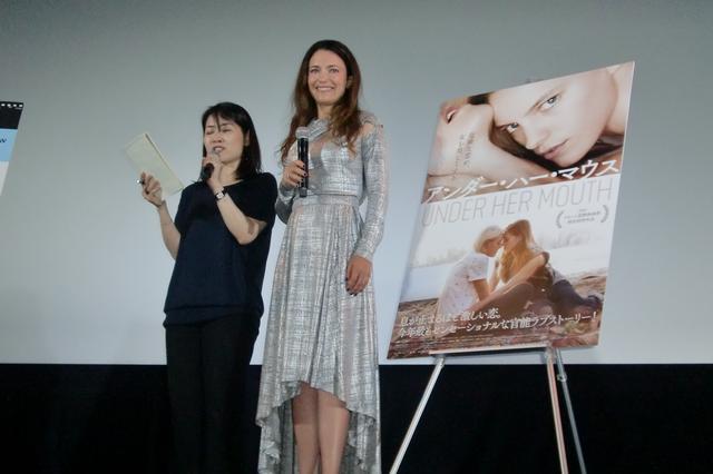 画像2: 女性スタッフだけで撮影した官能ラブストーリー『アンダー・ハー・マウス』監督-東京国際LGBT映画祭に登壇!「性別や年齢、宗教に関係なく、愛は愛。」