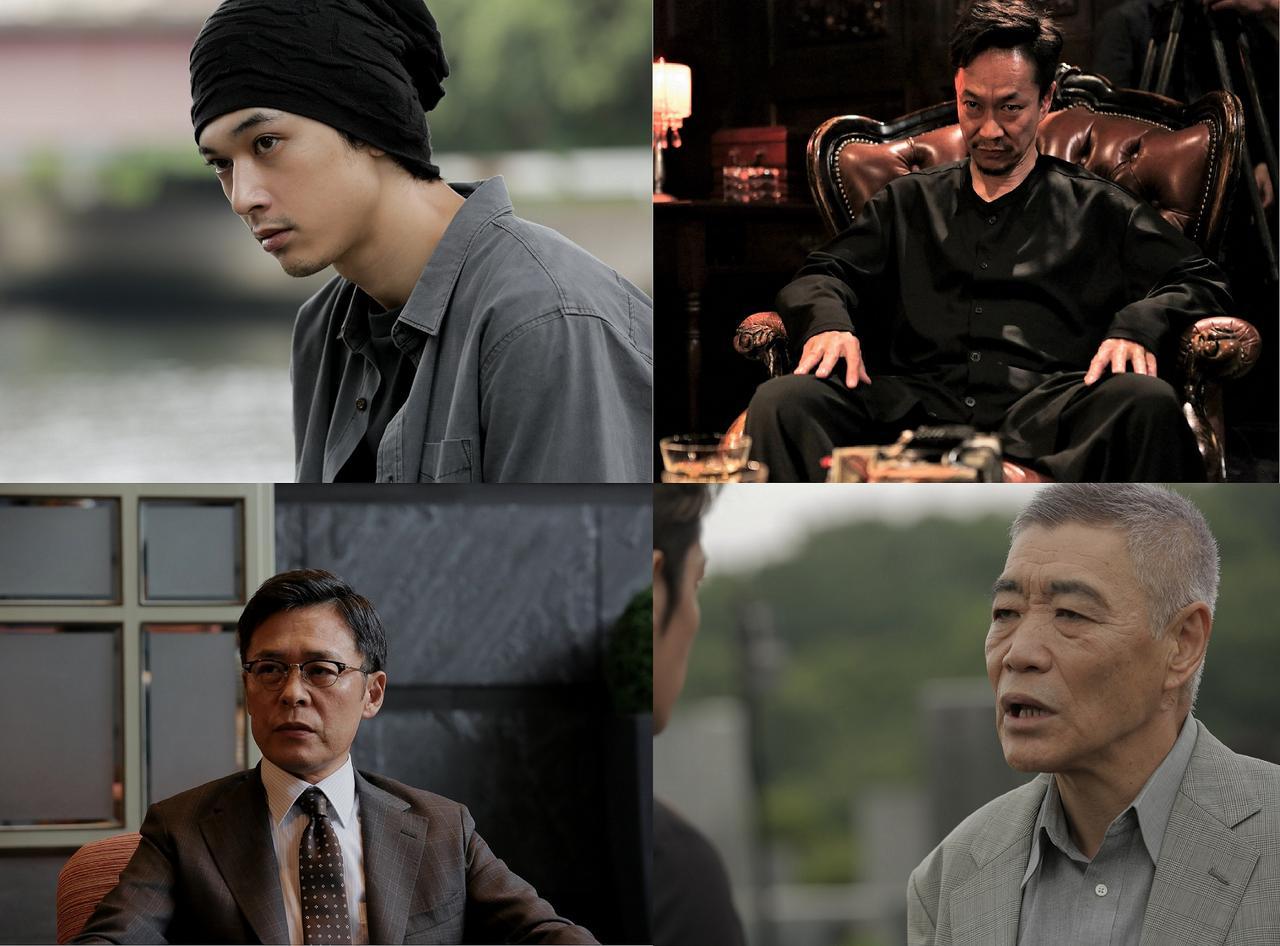 画像1: (C)中村文則/講談社 (C)2017「悪と仮面のルール」製作委員会