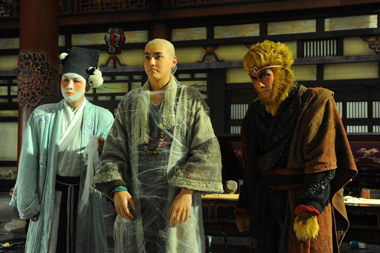 画像2: 中国最高のヒットメイカー二人!チャウ・シンチー❌ツイ・ハーク『西遊記2~妖怪の逆襲~』日本公開決定!