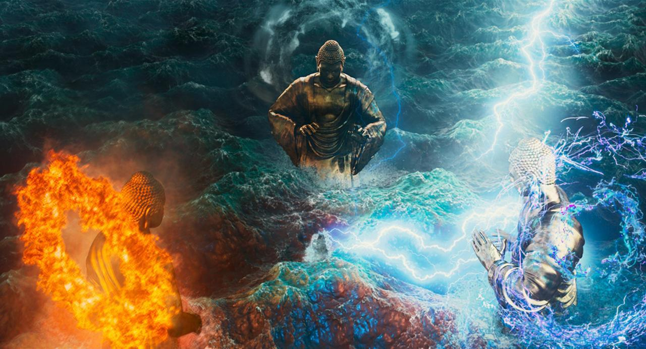 画像4: 中国最高のヒットメイカー二人!チャウ・シンチー❌ツイ・ハーク『西遊記2~妖怪の逆襲~』日本公開決定!