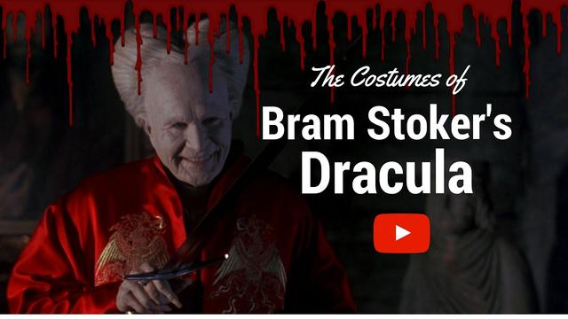 画像: The Costumes of Bram Stoker's Dracula youtu.be
