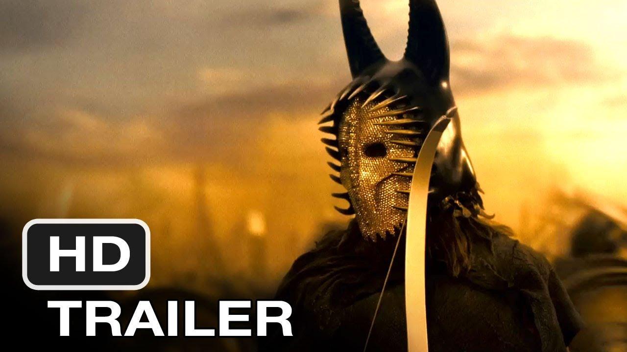 画像: Immortals (2011) Amazing New Trailer #3 - HD Movie youtu.be