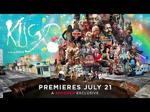 画像: KUSO Official Trailer (2017) Flying Lotus Movie HD - A Shudder Exclusive youtu.be