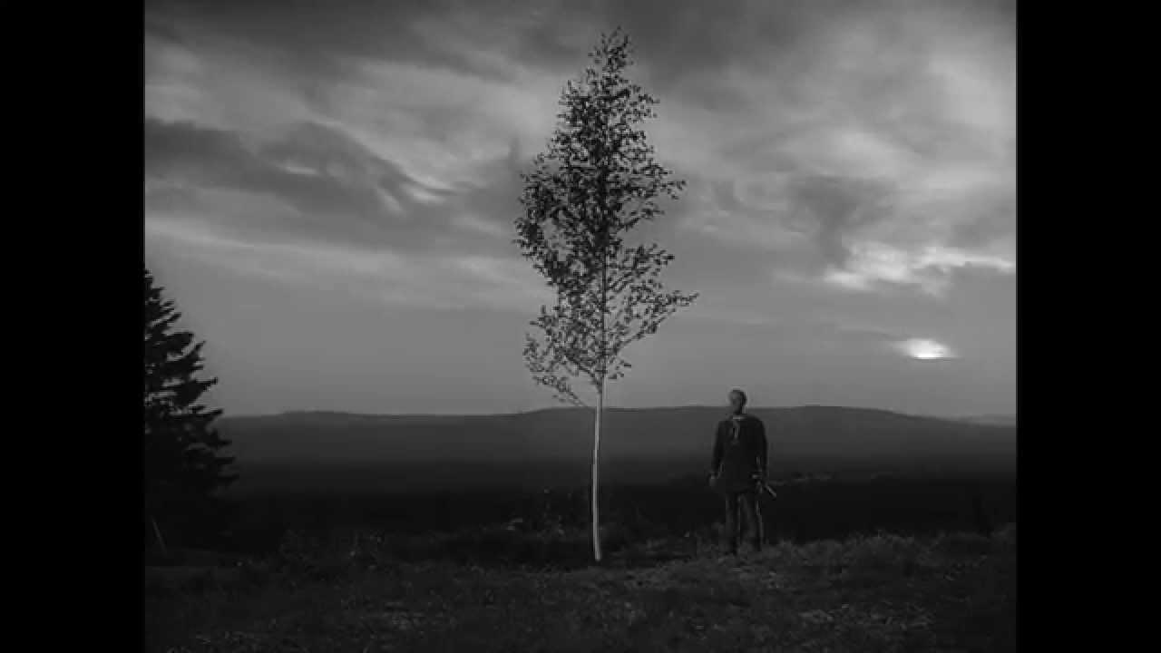 """画像: Max von Sydow Readies for Revenge in """"The Virgin Spring"""" youtu.be"""