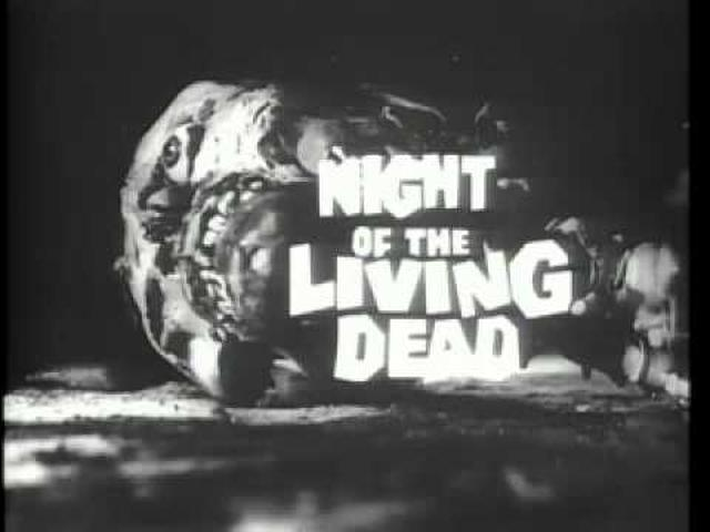 画像: Night Of The Living Dead (Original) Trailer youtu.be