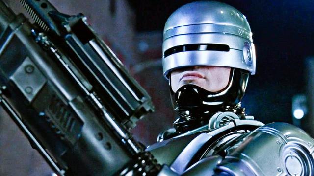 画像: ROBOCOP Original Trailer - 1987 Movie (HD) youtu.be