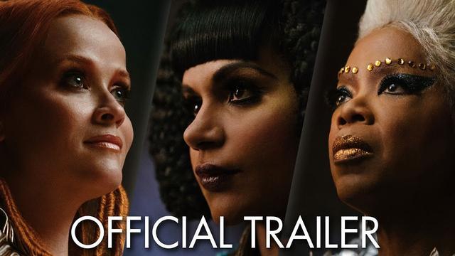 画像: A Wrinkle In Time Official US Teaser Trailer youtu.be