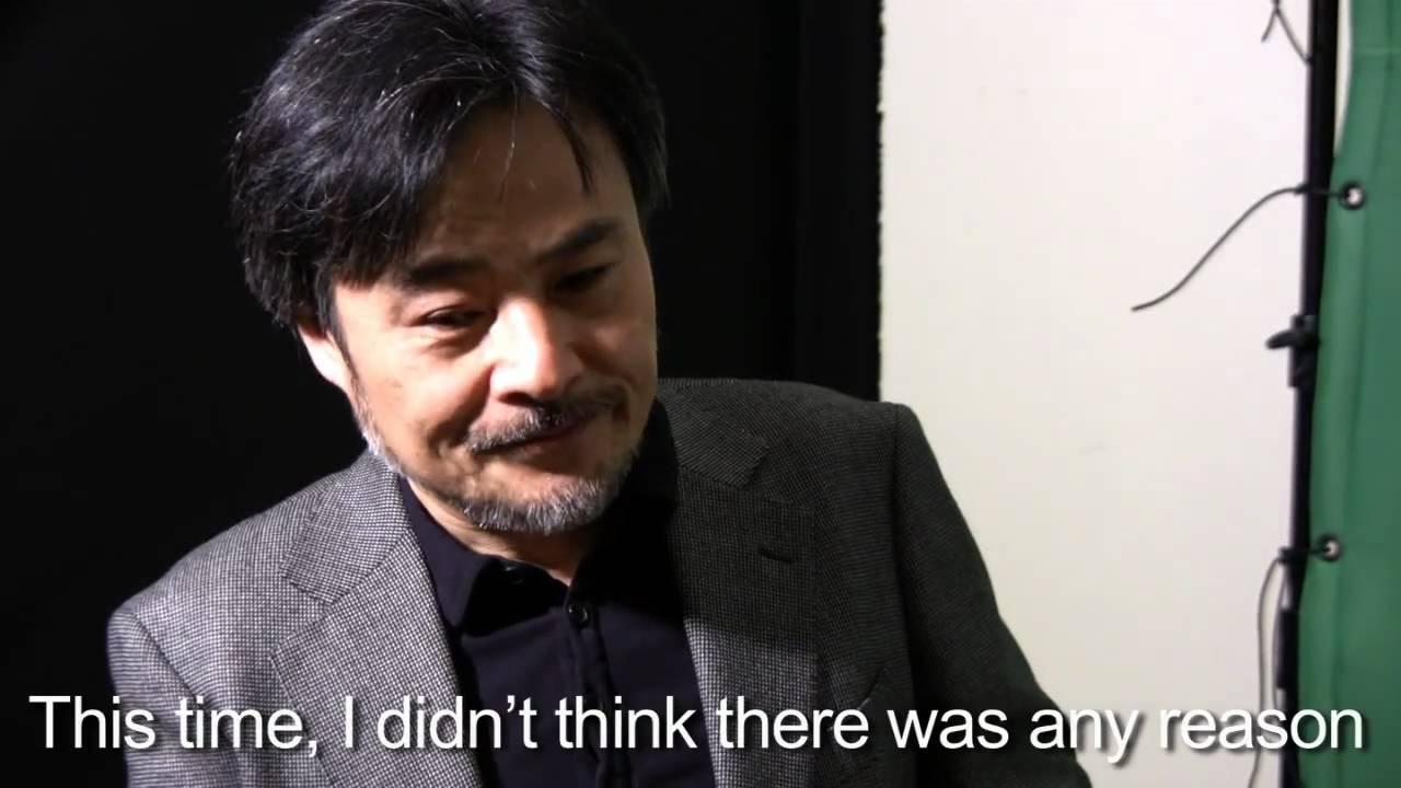 画像: APA interview with Kiyoshi Kurosawa youtu.be