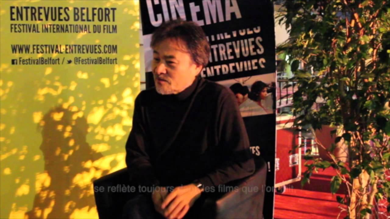 画像: Interview de Kiyoshi Kurosawa - EntreVues 2014 youtu.be