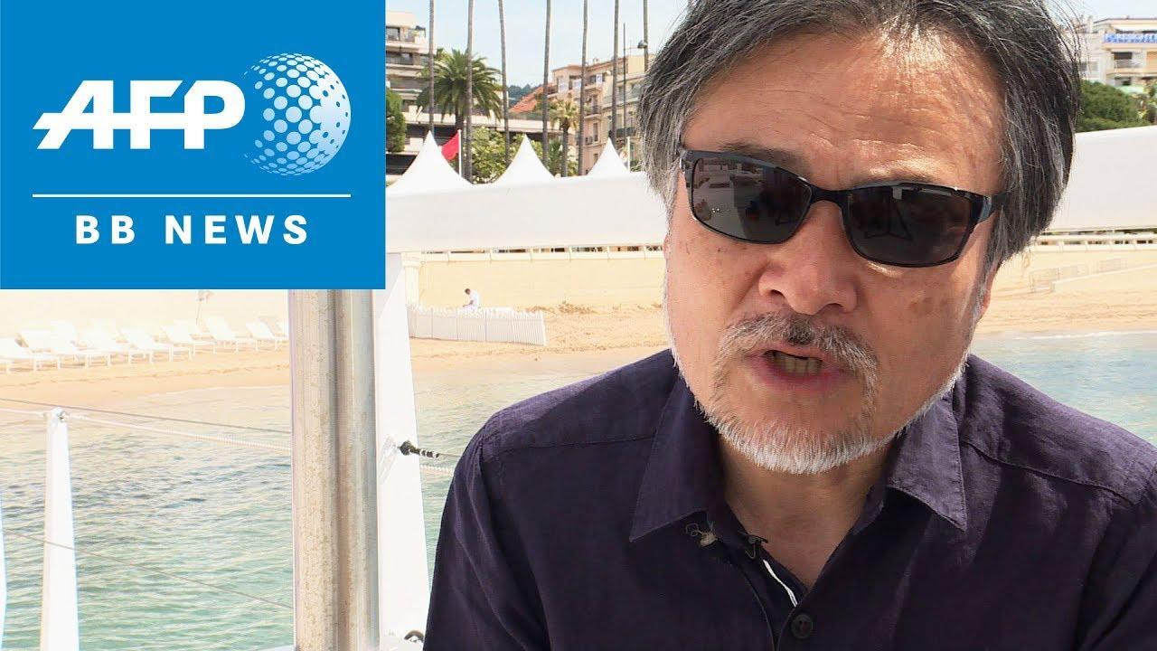 画像: 黒沢清監督、『散歩する侵略者』を語る カンヌ国際映画祭 Kiyoshi Kurosawa's aliens invade Cannes in 'Before we vanish' youtu.be