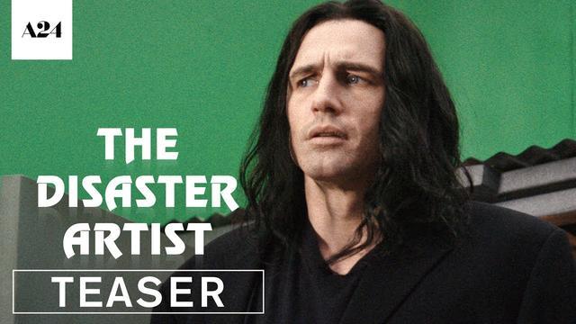 画像: The Disaster Artist | Official Teaser Trailer HD | A24 youtu.be