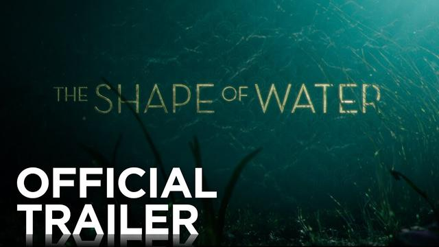画像: The Shape of Water - Official Trailer youtu.be