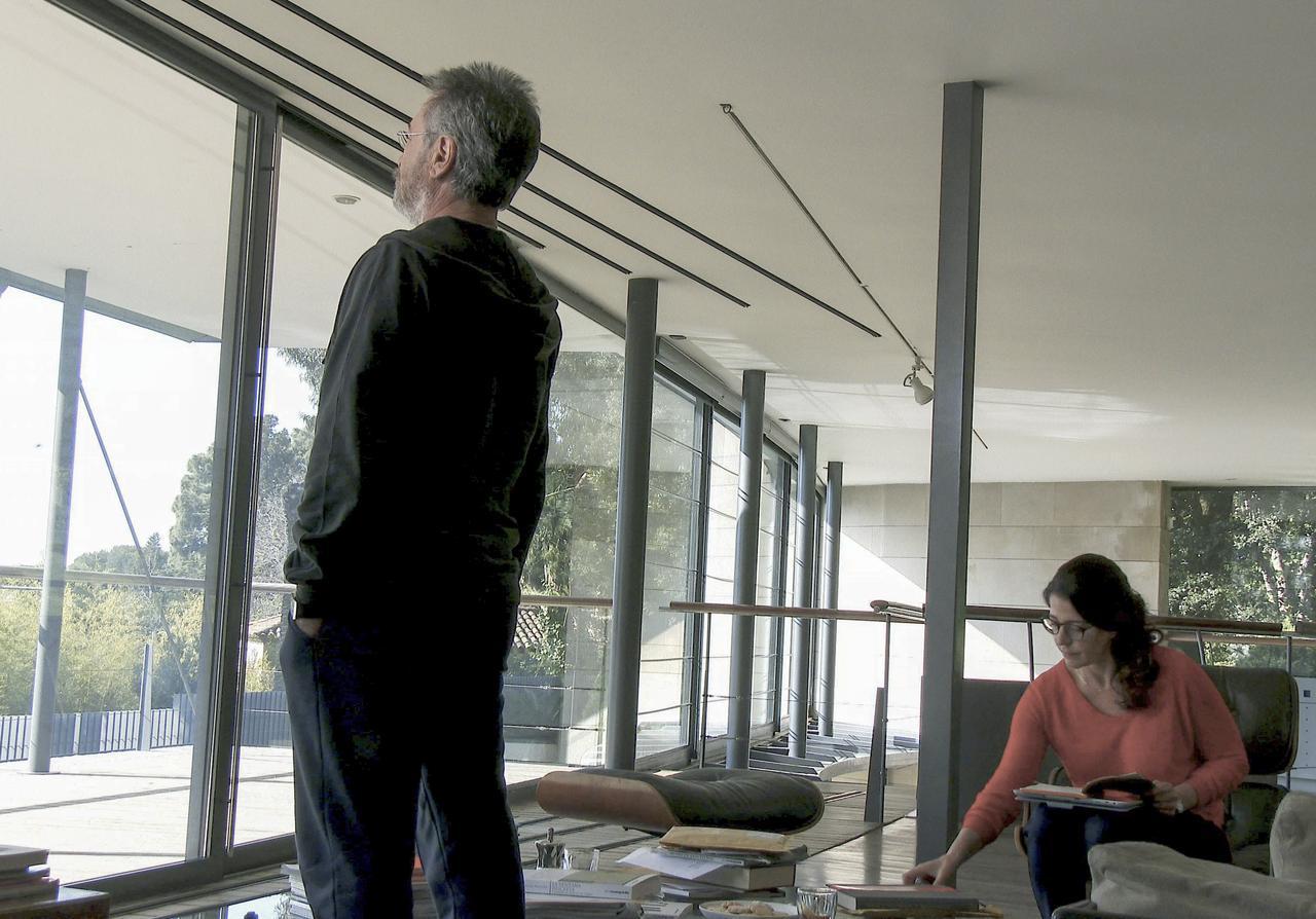 画像: 『ル・コルビュジエの家』のマリアノ・コーン監督とガストン・ドゥプラット監督が、再び脚本家アンドレス・ドゥプラットとコラボレート。アンドレスは、シンプルな設定を知的な対話劇に仕上げた。 ―― Variety