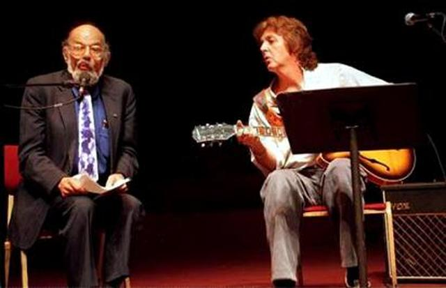 画像: 'The Ballad of the Skeletons': Allen Ginsberg's 1996 Collaboration with Philip Glass and Paul McCartney