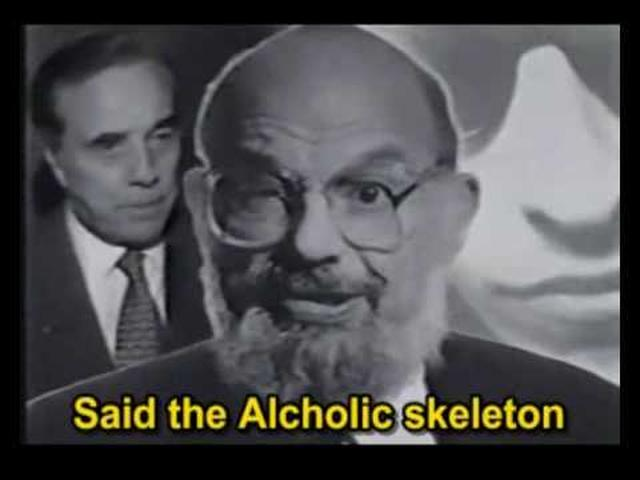 画像: Ballad Of The Skeletons - A Poem by Allen Ginsberg youtu.be