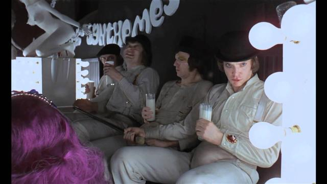 画像: A Clockwork Orange (1971) HD Trailer (1080p) youtu.be
