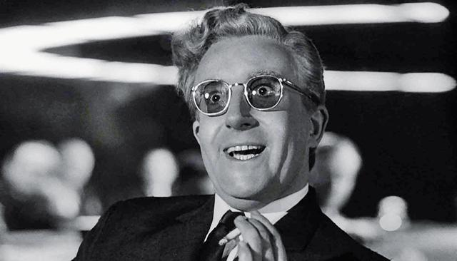 画像: Dr. Strangelove or: How I Learned to Stop Worrying and Love the Bomb (Trailer @ CPH:DOX 2013) youtu.be