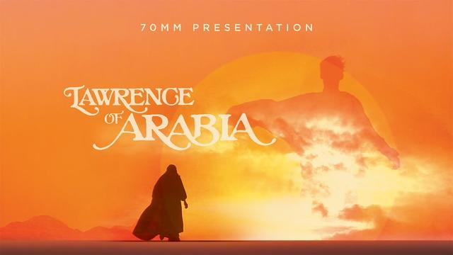 画像: Lawrence of Arabia - official 70mm trailer youtu.be