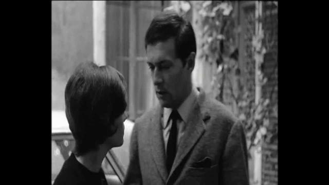 画像: Le feu follet (1963) Fragment (French with Spanish subtitles) youtu.be