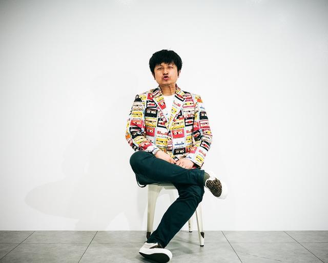 画像: DJ ダイノジ(大谷ノブ彦)