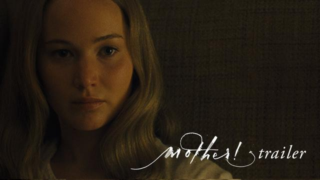 画像: mother! movie (2017) - Official Trailer - Paramount Pictures youtu.be