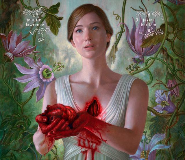 画像: Crazy 'mother!' Easter Eggs Are Hidden in the Movie's Posters