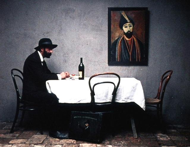 画像1: 『放浪の画家ピロスマニ』 1969/カラー/DCP/87分/監督:ギオルギ・シェンゲラヤ/グルジア映画