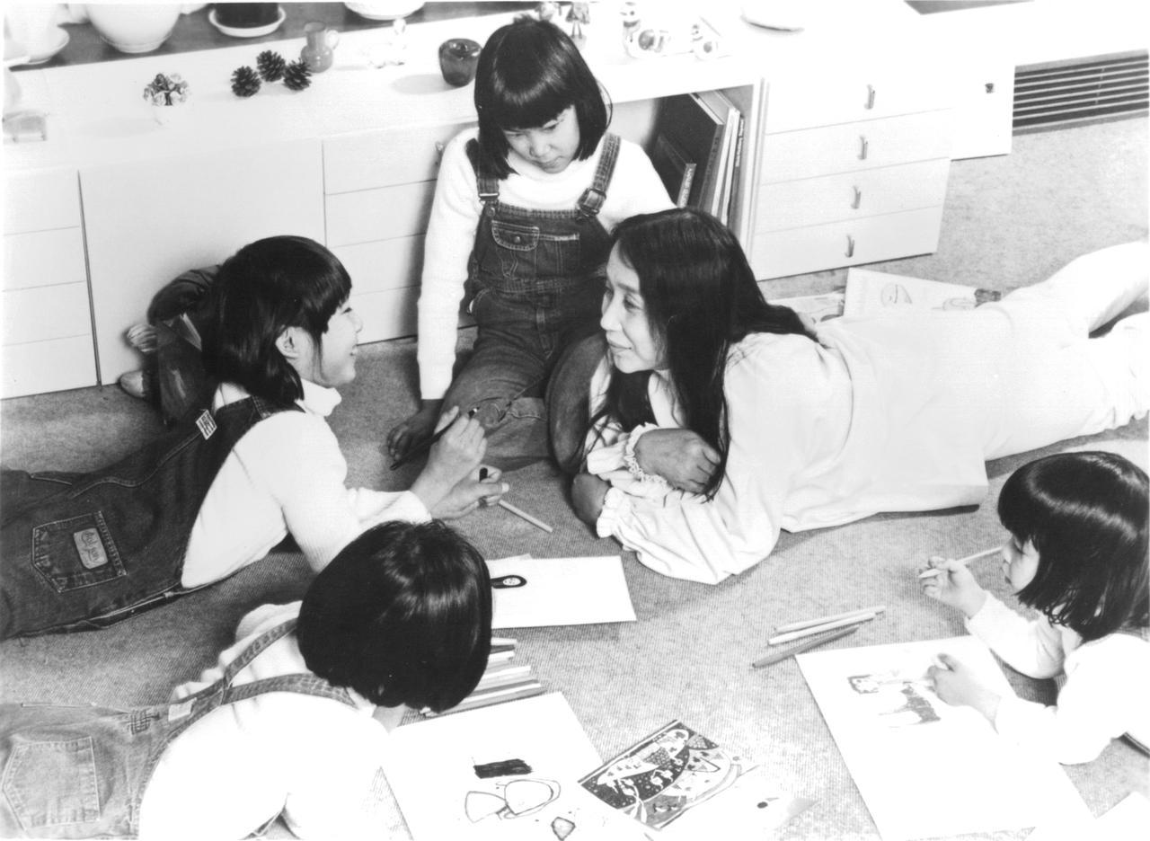 画像: 『虹をかける子どもたち』 1980/カラー/35mm/86分/監督:宮城まり子
