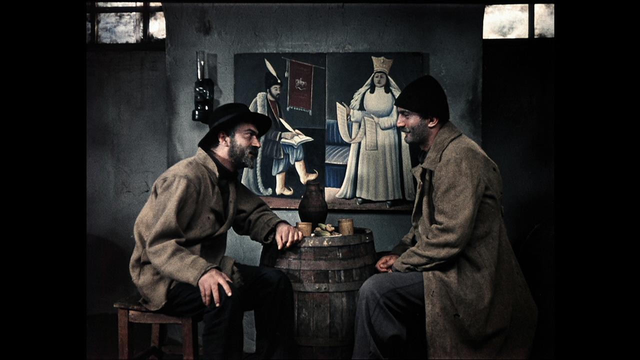 画像2: 『放浪の画家ピロスマニ』 1969/カラー/DCP/87分/監督:ギオルギ・シェンゲラヤ/グルジア映画