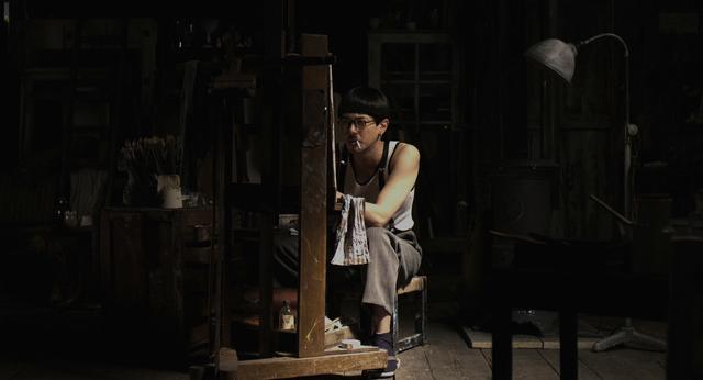 画像1: (C)  2015「FOUJITA」製作委員会 ユーロワイド・フィルム・プロダクション
