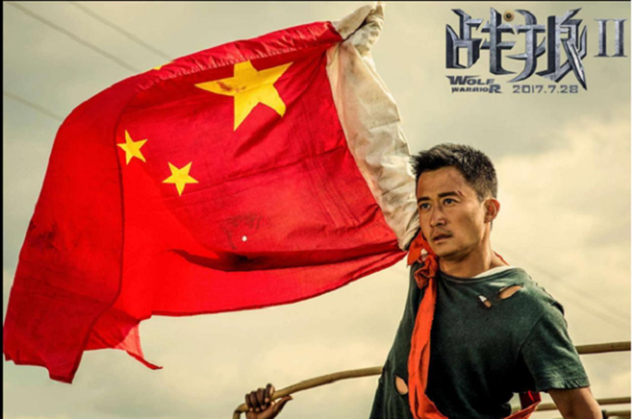 画像: 'Wolf Warrior 2' Crosses $600M In China; No. 6 All-Time Gross In A Single Market