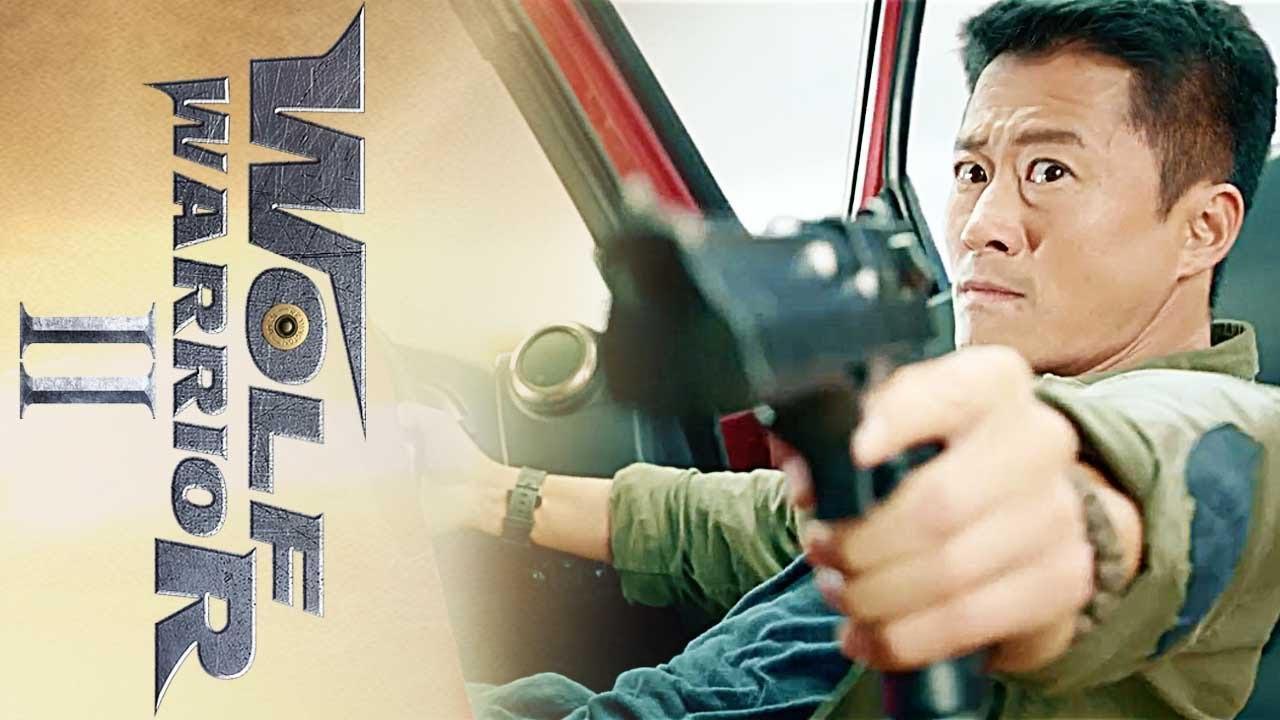 画像: WOLF WARRIOR 2 (2017) Official Trailer | Wu Jing Action Film youtu.be