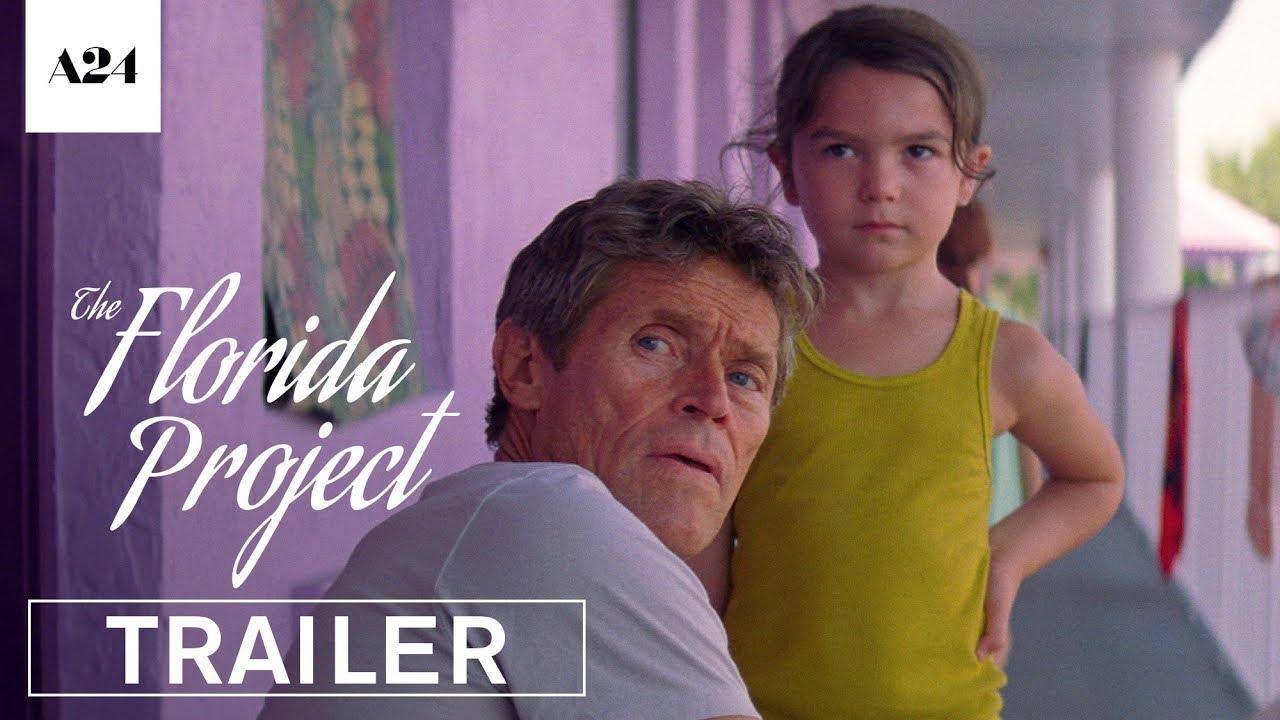 画像: The Florida Project   Official Trailer HD   A24 youtu.be