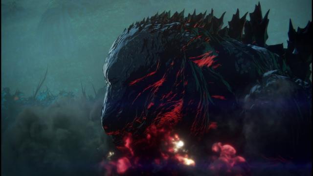 画像: アニメーション映画『GODZILLA 怪獣惑星』予告 youtu.be