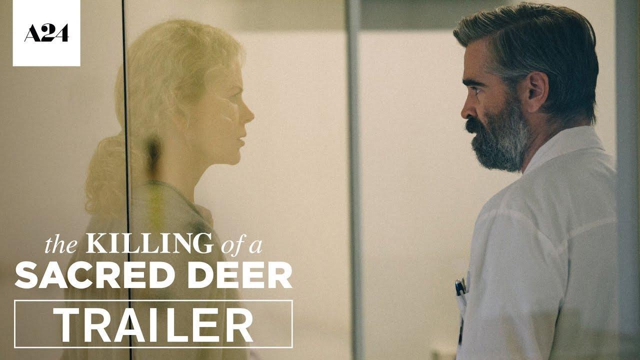 画像: The Killing of a Sacred Deer | Official Trailer HD | A24 youtu.be