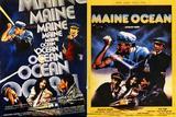 画像: 『メーヌ・オセアン』のポスター2種。どちらが正規のものか不明。