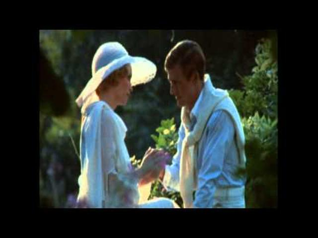 画像: The Great Gatsby (1974) - Trailer youtu.be