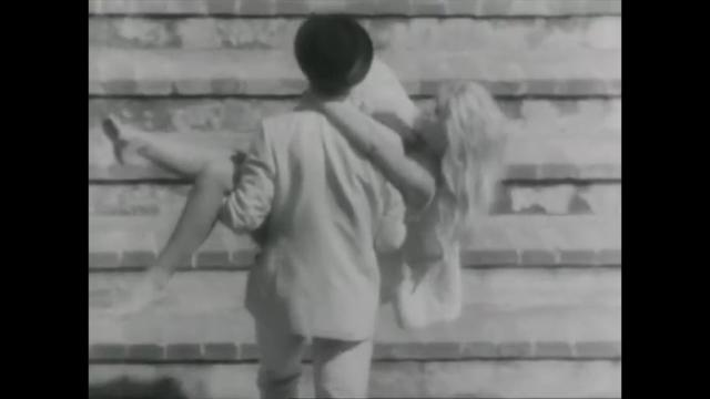 画像: Jacques Rozier, Paparazzi (1963) www.youtube.com
