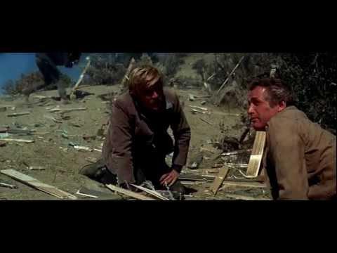 画像: 明日に向って撃て! (Butch Cassidy and the Sundance Kid) youtu.be