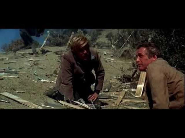 画像: 明日に向って撃て! (Butch Cassidy and the Sundance Kid) youtu.be