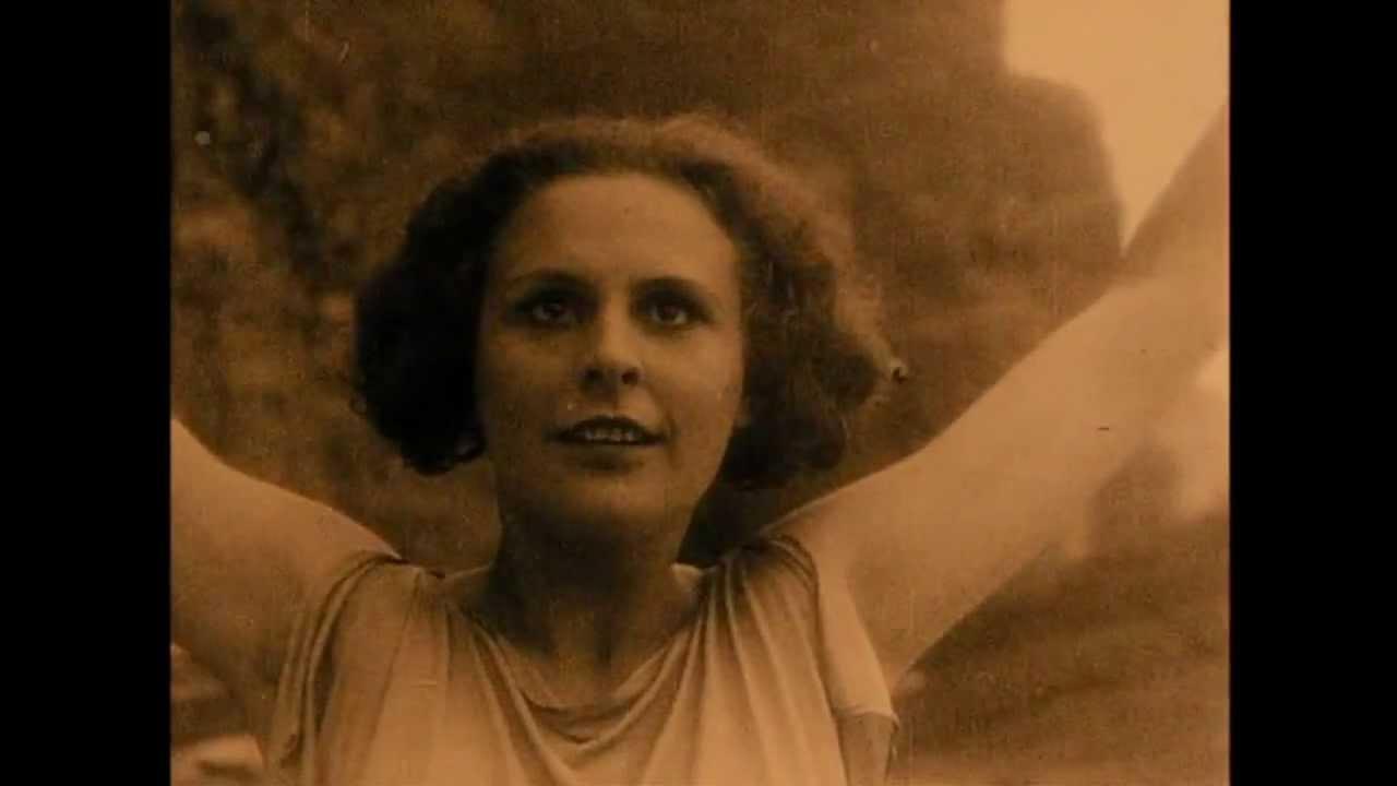 画像: Der Heilige Berg - Leni Riefenstahl - 1926 youtu.be