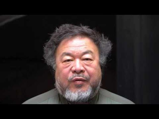 画像: Human Flow | Message from Filmmaker Ai Weiwei | Participant Media youtu.be