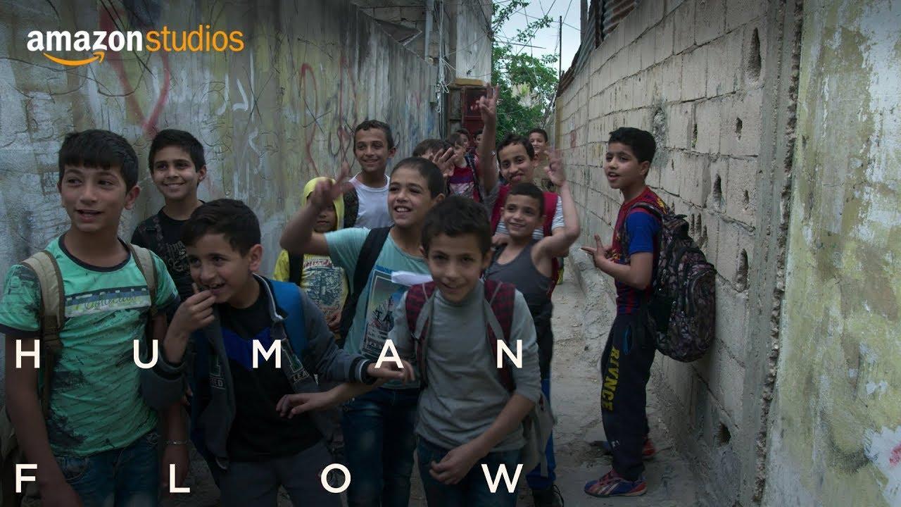 画像: Human Flow Official Trailer [HD] | Amazon Studios youtu.be