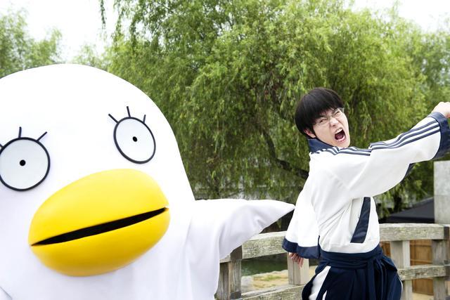 画像4: ©空知英秋/集英社 ©2017映画「銀魂」製作委員会